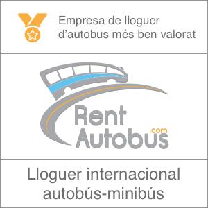 Transfers Soberti - Empresa de lloguer d'autobus més ben valorat - Lloguer international autobús-minibús