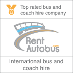 Transfers Soberti - Top rated bus and coach hire company - International bus and coach hire