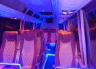 Luxury minibus