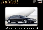 Categoria C - Mercedes Clase S