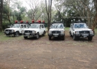 Land-cruiser for research and projects kenya