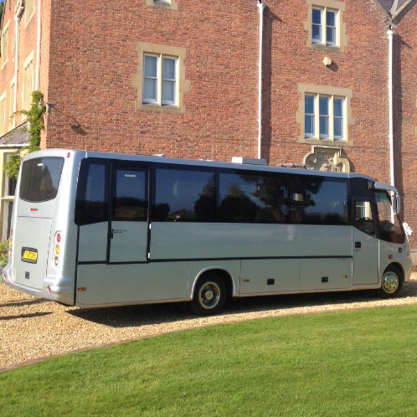In Idle West Yorkshire: Minibus And Coach Hire In Nottinghamshire, UK