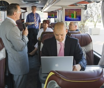 Business bus VIP