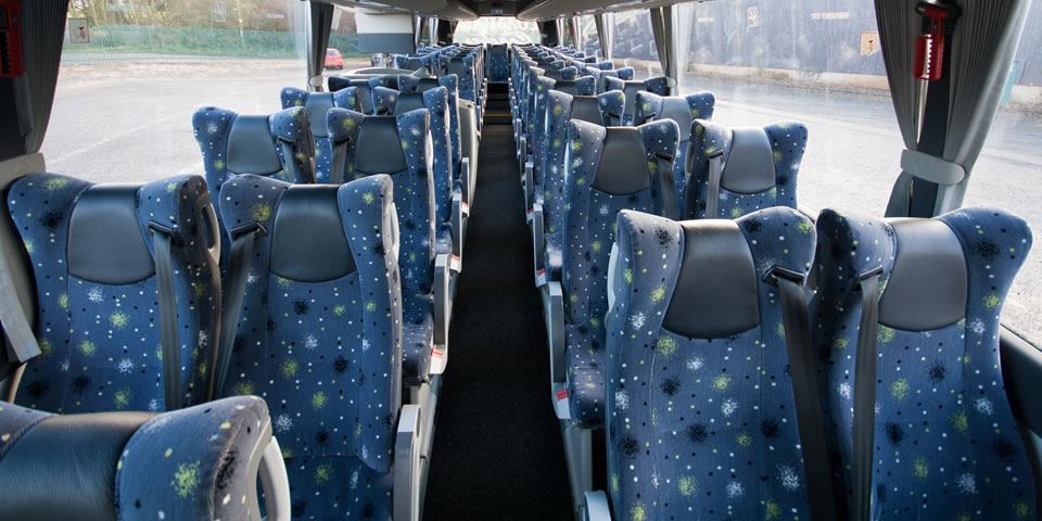 50-seater-executive-interior Coatham Coaches