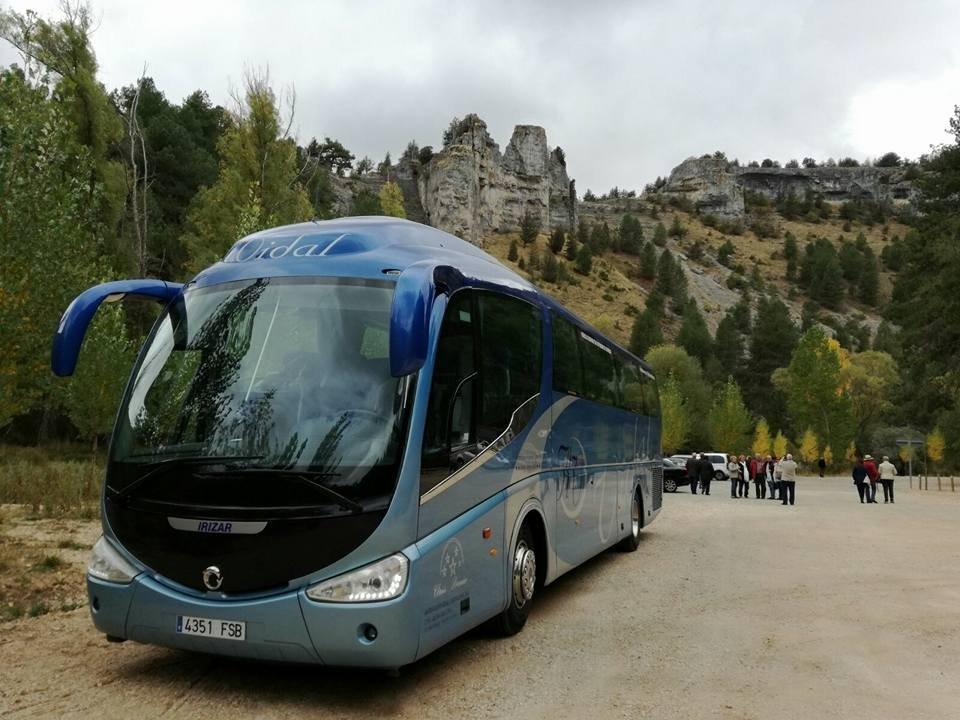 Murcia mini-bus and coach hire