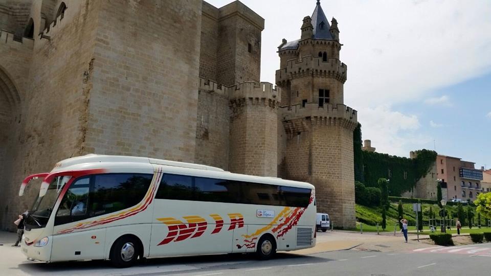 Minibus with Driver Coach Hire in Spain   Rent-Autobus