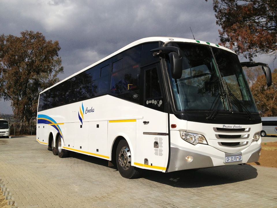 Coach Minibus Amp Bus Hire In Johannesburg South Africa