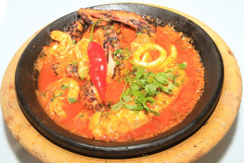 Delicioso plato en Restaurant El Planiol