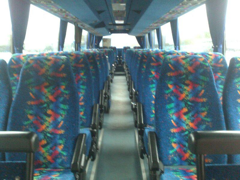 Don't Travel Empty 48 seats
