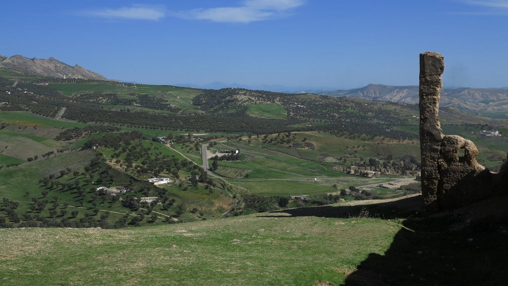 Fez countryside