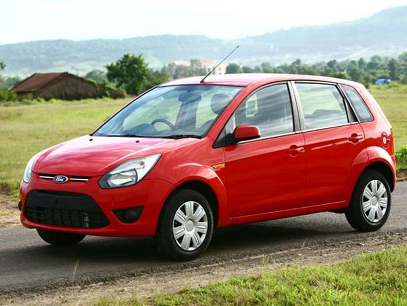 Ford-Figo-India by Driver and Car