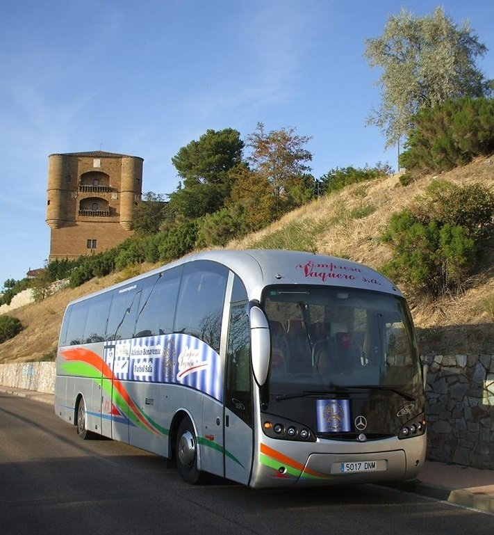 Zamora mini-bus and coach hire