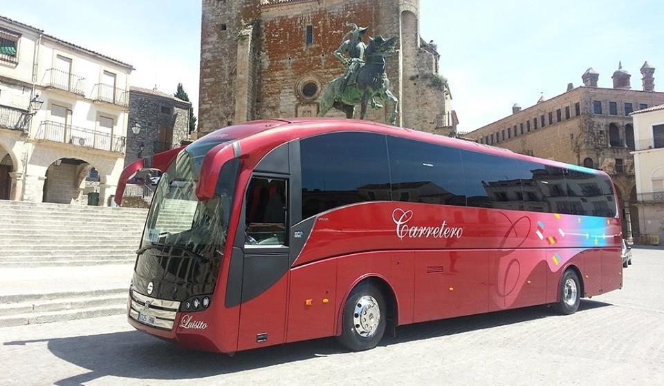 Coach, Minibus & Bus Hire in Zaragoza, Spain | Rent-Autobus