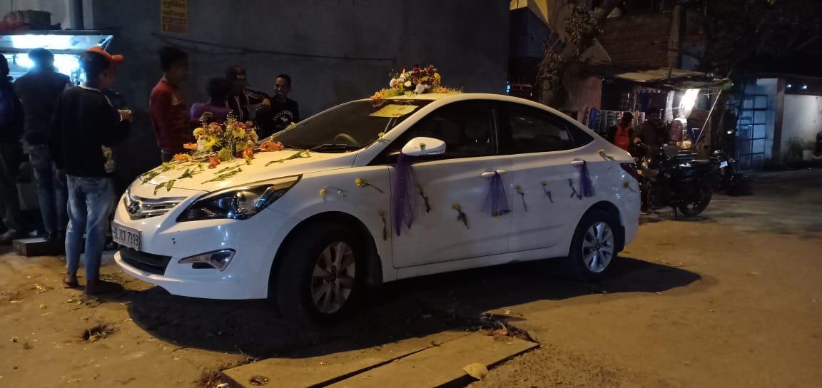 TRAVEL ART CAR