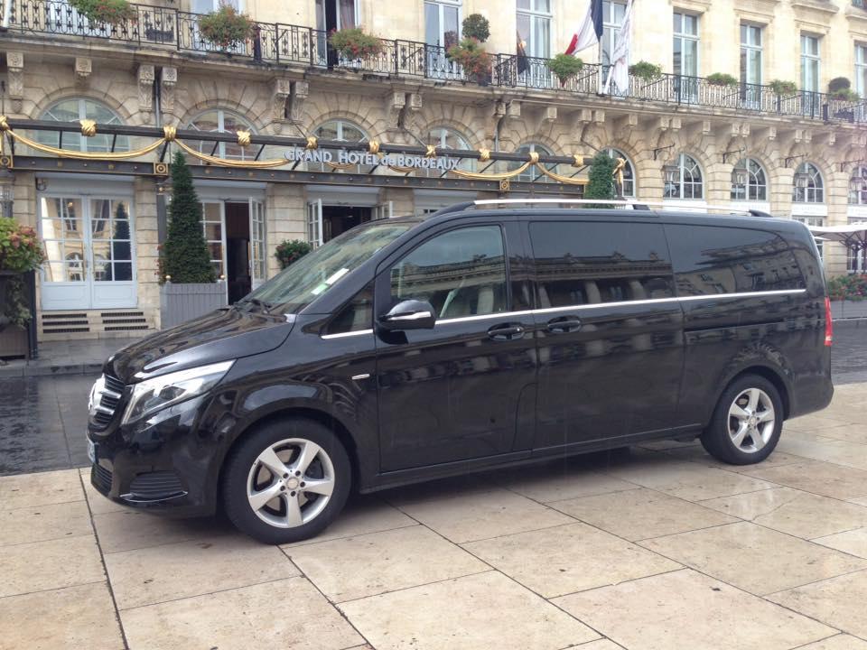Microbus, Mercedes, Class V, 2017, 7 seats