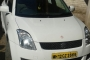 Car with driver, Swift Dzire, LDI, 2011, 4 seats