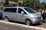 """Minivan - People carrier, Mercedes, Luxury Van: """"V"""" CLASS, 2010, 7 seats"""
