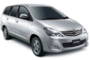 Car with driver, Toyota, Innova, 2014, 6 seats