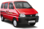 Car with driver, Maruti, Eeco (Van), 2014, 4 seats
