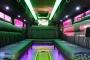 Interior Bus clase VIP