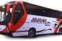 Standard Coach, , Autocar estándar con los servicios básicos , 2005, 50 seats