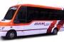 Microbus, , Monovolumen o furgoneta con chofer. , 2005, 18 seats