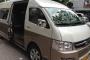 Minibus , Toyota, Haice, 2013, 12 seats