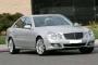 Car with driver, Mercedes & BMW etc, semi executive, 2012, 5 seats