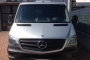Microbus, Mercedes - Benz, Sprinter, 2019, 8 seats