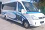 Minibus , irisbus, Bus pequeño con los servicios básicos , 2011, 22 seats