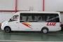 Minibus , Mercedes, Microbús estándar con los servicios básicos, 2010, 19 seats