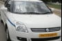 Car with driver, Suzuki, Dzire, 2011, 4 seats