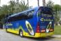 Luxury VIP Coach, ., Autocar ejecutivo con mucho espacio para las piernas, asientos y mesas de lujo y amplia gama de servicios. , 2005, 55 seats