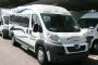 Minibus , Peugeot, Boxer, 2012, 13 seats