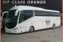 Luxury VIP Coach, volvo, Autocar ejecutivo con mucho espacio para las piernas, asientos y mesas de lujo y amplia gama de servicios. , 2009, 55 seats