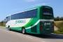 Reisebus, SCANIA, 12B4X2, 2008, 55 Plätze