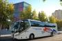 Luxury VIP Coach, Mercedes-Benz / VOLVO, Autocar ejecutivo con mucho espacio para las piernas, asientos y mesas de lujo y amplia gama de servicios. , 2015, 55 seats