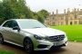 Car with driver, Mercedes, E class, 2015, 4 seats