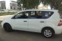 Standard taxi, Nissan Lavina, sedan, 2011, 5 seats