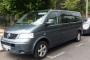 Minivan - People carrier, volkswagen, transporter, 2010, 8 seats