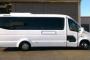 Minibús, iveco, ferqui, 2013, 19 plazas