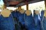 Interior microbus Confort Class