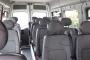 Inside 15 Seater