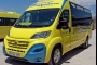 Microbus , FIAT, Bus pequeño con los servicios básicos , 2015, 13 plazas