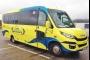 Minibus , IVECO, Bus pequeño con los servicios básicos , 2015, 24 seats