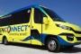 Minibus, IVECO, Bus pequeño con los servicios básicos , 2016, 19 plazas