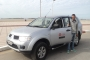Car with driver, mitsubishi pajero, 2013, 2013, 4 seats