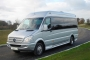The best vehicle for this trip, Mercedes, minibus, 2012, 15 seats
