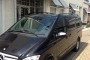 Car with driver, Mercedes-Benz, Viano Ambiente, full options, luxury minibus, 2012, 6 seats