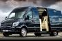 Minibus , Mercedes, Astoria Sheraton, 2013, 15 zitplaatsen